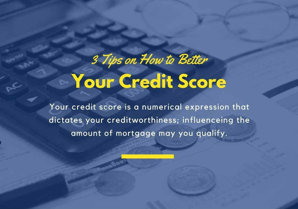 3 Tips on How to Better Your Credit Score in Red Deer and Calgary