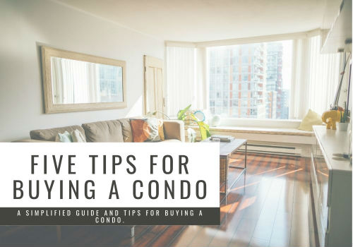 Five Tips for Buying a Condo in Red Deer and Calgary, Alberta